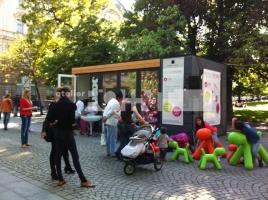 Bytové studio POINTshop.cz a Kontejnery k Světu
