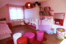 Soukromý interiér – Dětský pokoj