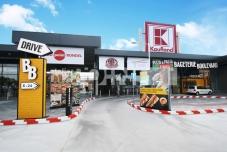 Bageterie Boulevard a Drive,Rondel Plzeň