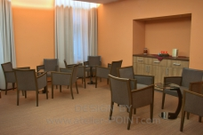 Interiéry – Dům armády Praha
