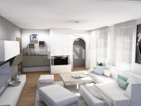 Soukromý interiér rodinného domu - Heřmanova Huť