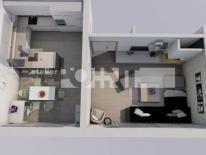 Soukromý interiér rodinného domu - Litice