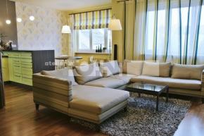 Soukromý interiér vbytovém domě vPlzni