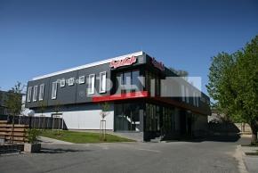 Přípravna potravin Crosscafe Original, Plzeň